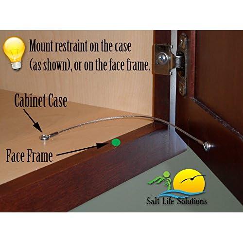 Well-liked Cabinet Door Restraint, 8 Inch Stainless Steel Cupboard Hinge  PR97