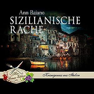 Sizilianische Rache (Luca Santangelo 2) Hörbuch