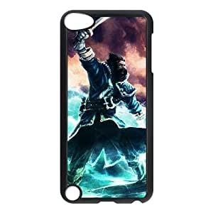 iPod Touch 5 Case Black Defense Of The Ancients Dota 2 KUNKKA 002 OIW0461528