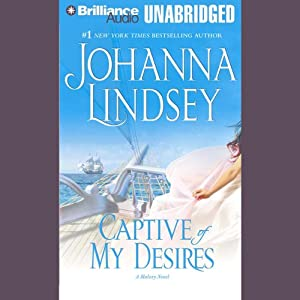 Captive of My Desires Audiobook