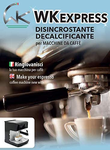 WK wkexpres - Descalcificador higienizante profesional para ...