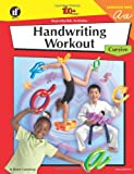 Handwriting Workout, Renee Cummings, 1568229070