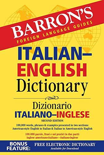 The 10 best barrons italian english dictionary 2019