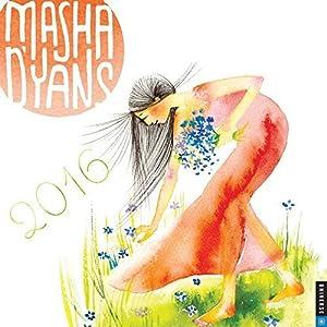 Masha D'yans 2016 Wall Calendar by Masha D'yans (2015-07-07)