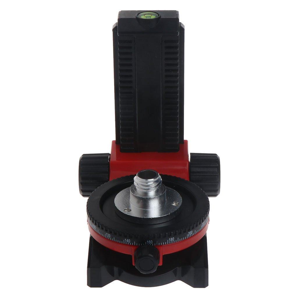 Hukai Level Bracket 5/8'' 360° Fine Super Magnet Pulls L-Bracket Leveling Support by Hukai (Image #3)