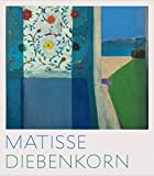 img - for Matisse/Diebenkorn book / textbook / text book