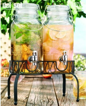 twin-ice-cold-mason-jar-drink-dispenser