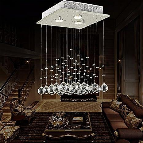 Buluke Eclairage de décoration de chambre contemporain ...
