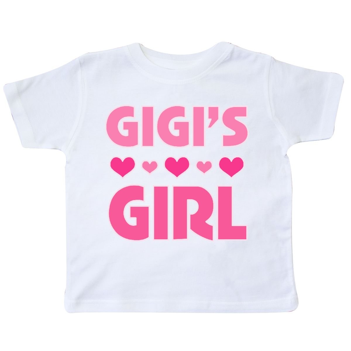 inktastic Gigi Girl Granddaughter Gift Toddler T-Shirt