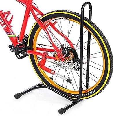 teraysun MTB Bicicleta Soporte para Rueda Borde Pantalla Accesorio ...
