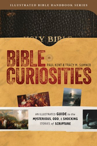 Bible Curiosities: An Illustrated Guide to the Mysterious, Odd, and Shocking Stories of Scripture (Illustrated Bible Handbook Series)