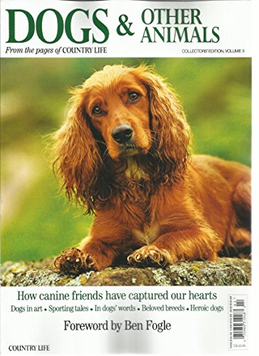 (Dogs & other Animals magazine Volume,II ( Dogs in art * Sporting tales * In dog's word ))