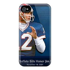 JonBradica Iphone 6 Excellent Hard Phone Cases Support Personal Customs Fashion Buffalo Bills Pattern [JEk4224tWPb]