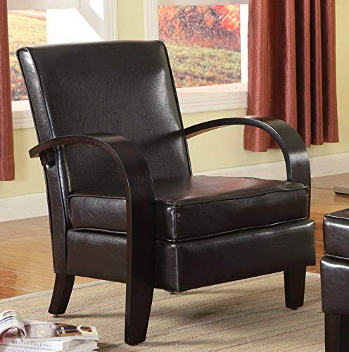 - Hebel Wonda Contemporary Accent Chair with Optional Ottoman | Model CCNTCHR - 19 | Chair only