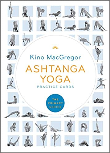 Ashtanga Yoga Practice Cards: The Primary Series