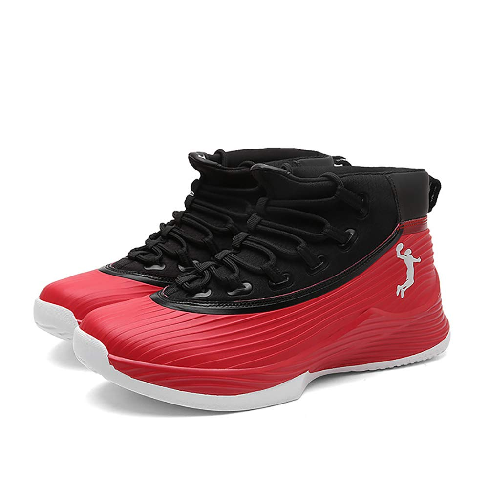 Scarpe da da da uomo traspiranti in mesh Scarpa da basket Moda Traspirante Comfort casual Scarpe Performance Shock Absorption Scarpe da basket Trainer scarpe da ginnastica 5d6b7a