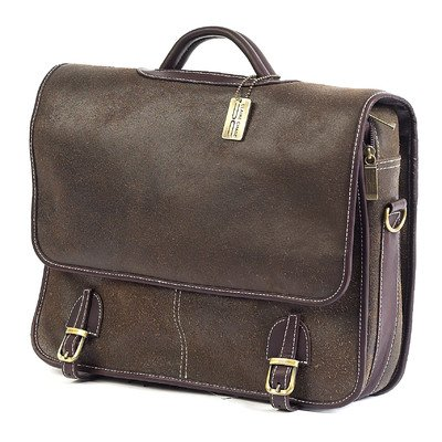 Claire Chase Medellin Messenger, Distress Brown