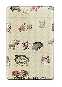 New Fashion Premium Tpu Case Cover For Ipad Mini/mini 2 - Japanese Art