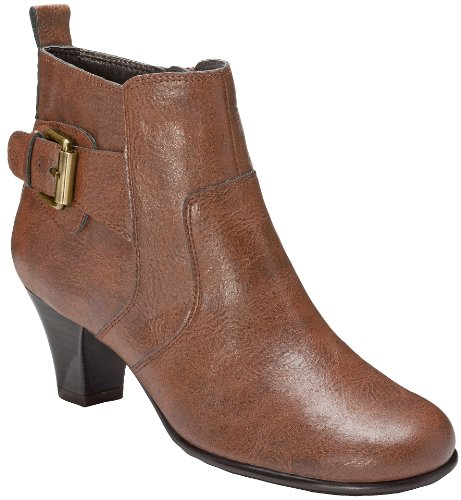 Aerosoles A2 Women's Aquamarine,Dark Tan Combo,US 8 M