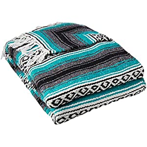 Well-Being-Matters 51t25oMFxnL._SS300_ YogaDirect Deluxe Mexican Yoga Blanket