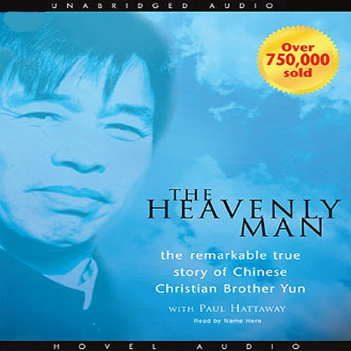 The Heavenly Man Audiobook [Free Download by Trial] thumbnail