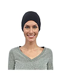 Cate & Levi - Chemo Hats Women - Cancer Caps - 100% Organic Cotton - Sleep Headware