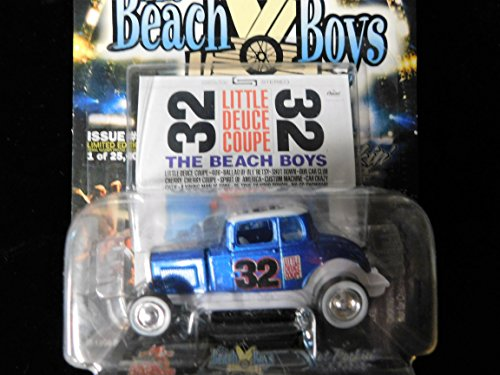 1932 Ford Coupe The Beach Boys Little Deuce Coupe Signature Superstar Edition 1:64 scale die-cast by Racing Champions
