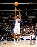 Los Angeles Clippers Sam Cassell 20x24 Stretched Canvas