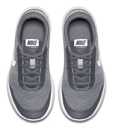 Nike Flex Experience RN 7 (GS), Zapatillas de Trail Running Para Niños, Gris (Wolf Grey/White/Cool Grey 003), 37.5 EU