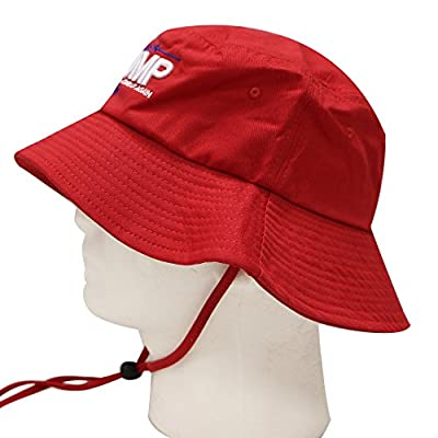 Bd2024 Bold Trump Make America Great Again Bucket Hat Red