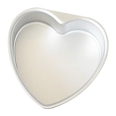 BESTONZON Molde decorator en forma de corazón para pasteles molde ...