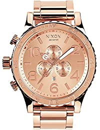 51-30 Chrono All Rose Gold Watch Stainless Steel A083897-00