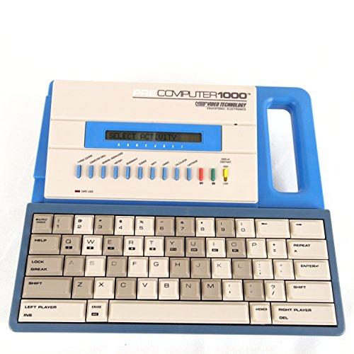 Vtech Pre-Computer 1000, Vintage Computer Learning System