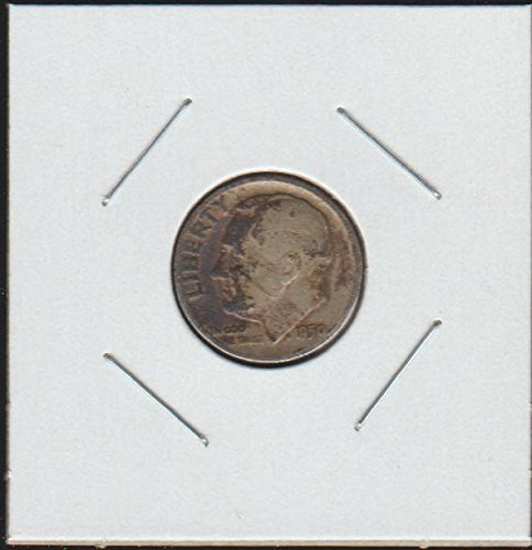 (1950 Roosevelt (1946-to Date) Dime Very Fine)