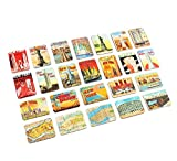 fridge magnet new york city - Refrigerator magnets set of 24 New York souvenirs magnetic fridge magnet home decoration accessories arts crafts