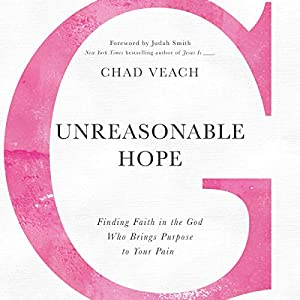 Unreasonable Hope Audiobook