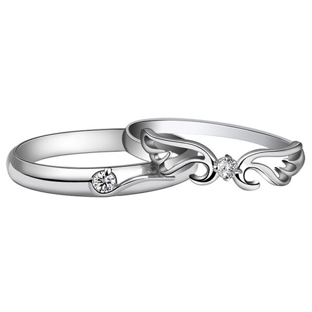rings pics him trishool bands the couple ring bluestone divine com for