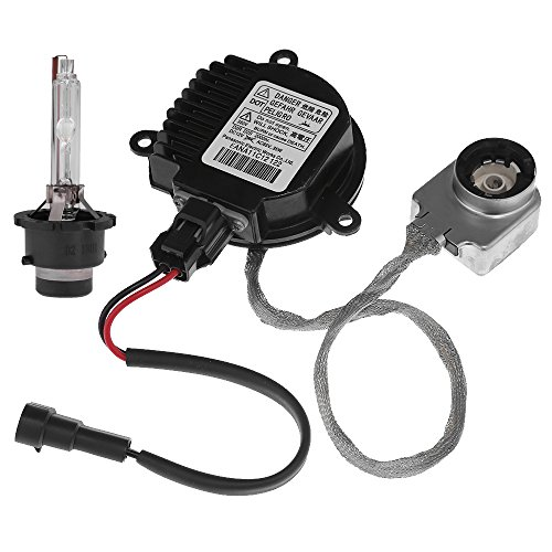 - Xenon HID Headlight Ballast Control Unit with Long Cord Igniter for Nissan Infiniti G35 G37 M35 M45 M37 M56 Fx35 Fx37 Fx50 Fx45 Qx56 Qx70 Nissan 350z 370z Altima Maxima Murano Rogue