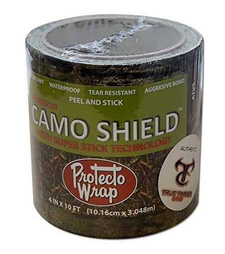 Protecto Camo Shield 4in x - Protecto Shield