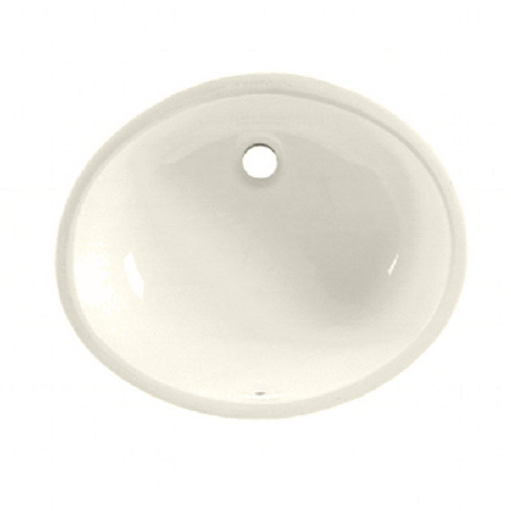 Beautiful American Standard 0496.221.020 Ovalyn 17 Inch Basin Undercounter Bathroom  Sink, White     Amazon.com