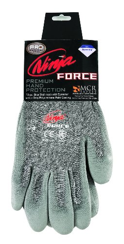Safety Works CN9677M  White Dyneema Glove, Medium by Safety Works (Image #1)