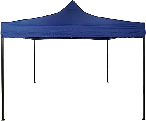 SIFTENT OTLIVE Pop Up Canopy Tent Commercial Car Shelters Wedding Party Event Outdoor Instant Folding Canopies 10×10 Feet, Blue