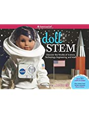 Doll Stem: Discover the worlds of Science, Technology, Engineering, and Math.