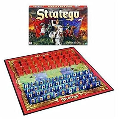 Stratego-Milton Bradley Board Games: Toys & Games