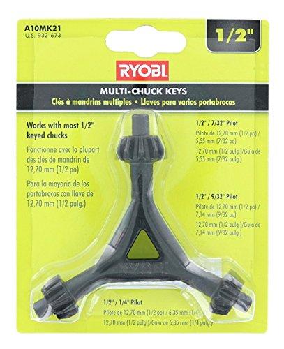 ryobi drill chuck - 4