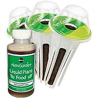 AeroGarden - Kit cápsulas semillas de hierbas aromaticas