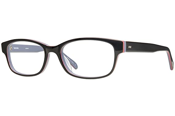 KENSIE Eyeglasses UPTOWN Black 52MM at Amazon Women\'s Clothing store ...
