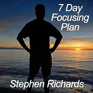 7 Day Focusing Plan Audiobook