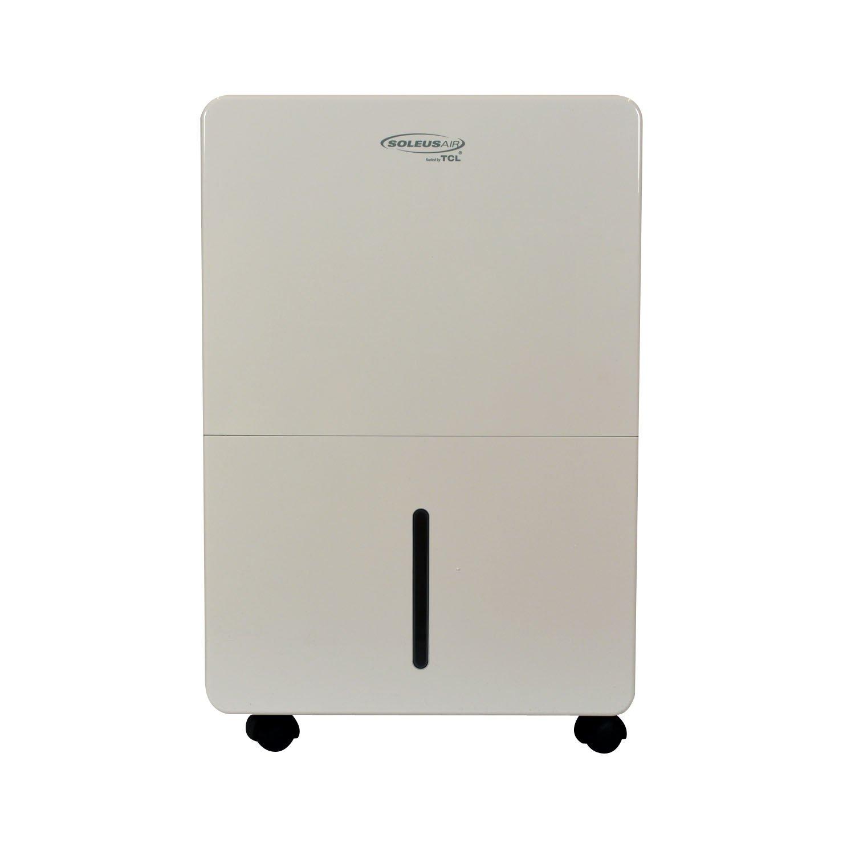 Soleus #TDA45E  Energy Star Rated Air Dehumidifier, 45-Pint