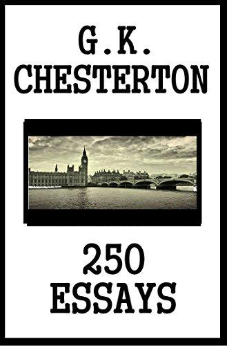 gk chesterton essays